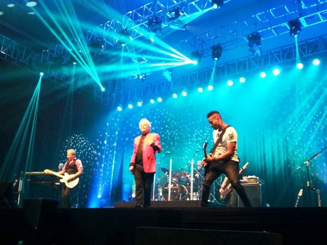 Tiket Penonton Air Supply Terjual 80 Persen
