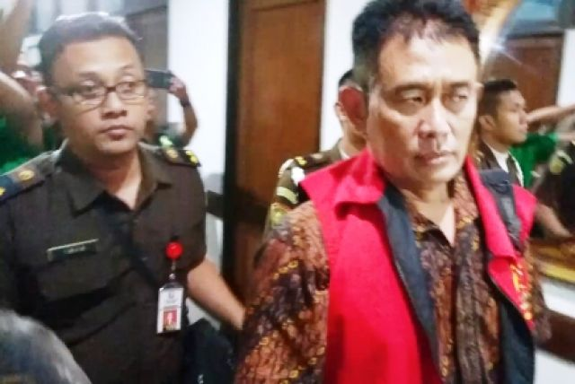 Korupsi PDPS, Michael Bambang Parikesit Ditahan