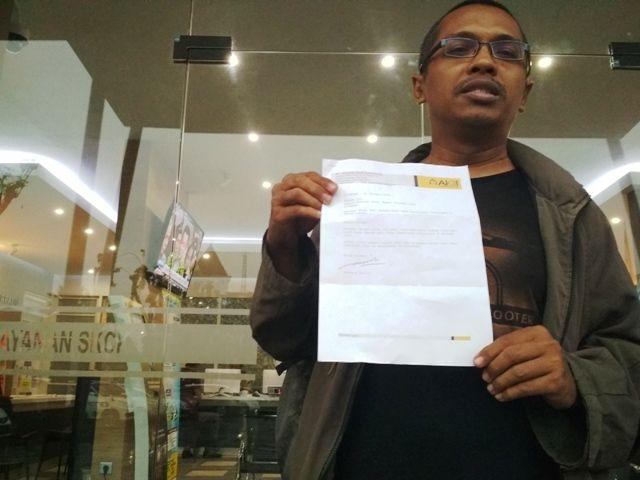Bos PT Anugerah Kasih Bumi Indah Terancam Dipolisikan