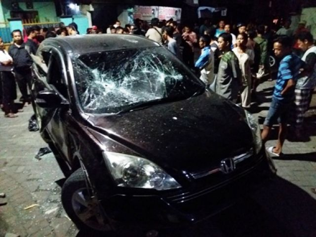 Dikejar BNN, Bandar Sabu Antarnegara Ditabrak TNI