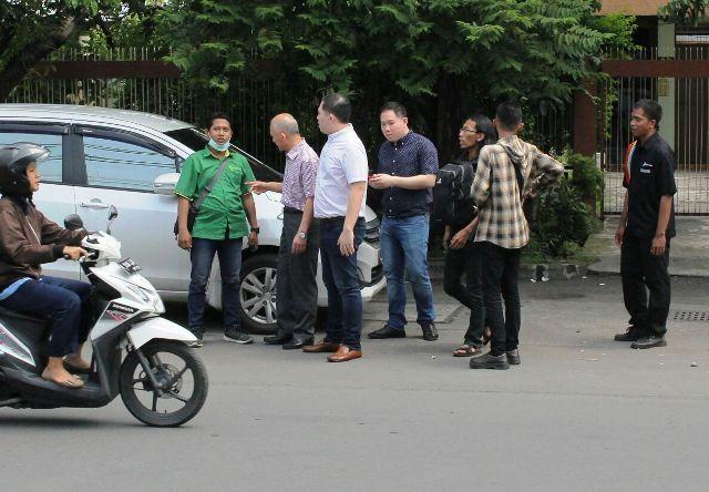 Oplos BBM, Owner SPBU Tegalsari Cuci Tangan