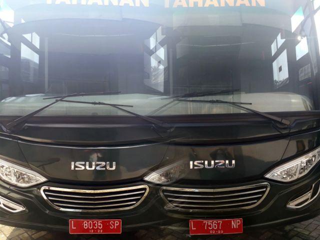 Bus Kejaksaan dari Pemkot Surabaya Bekas?