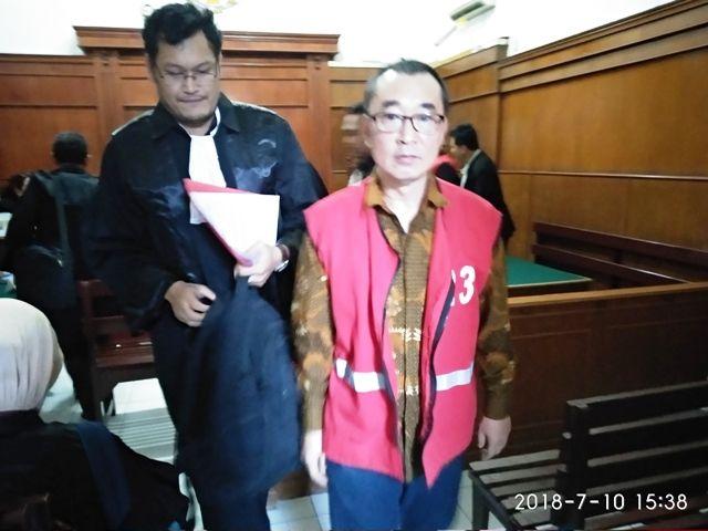 Tidak Bayar BPJS, CEO PT Philtera Dipenjara