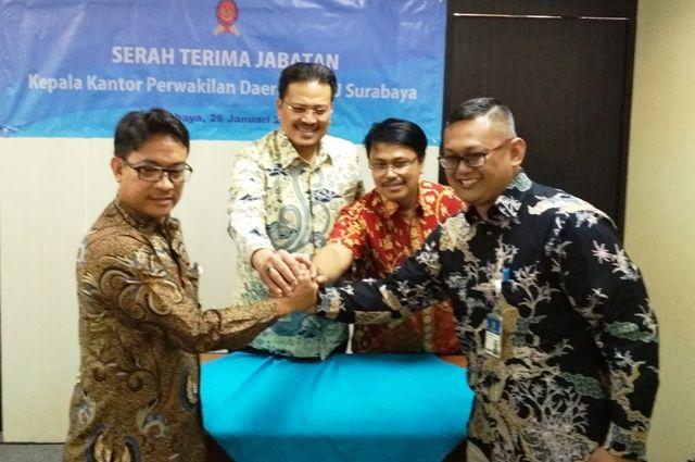 Dendy Rakhmad Sutrisno Kembali ke KPPU Surabaya