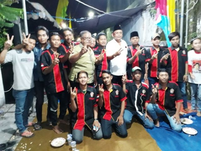 Anggota DPRD Surabaya Sambang Donorejo