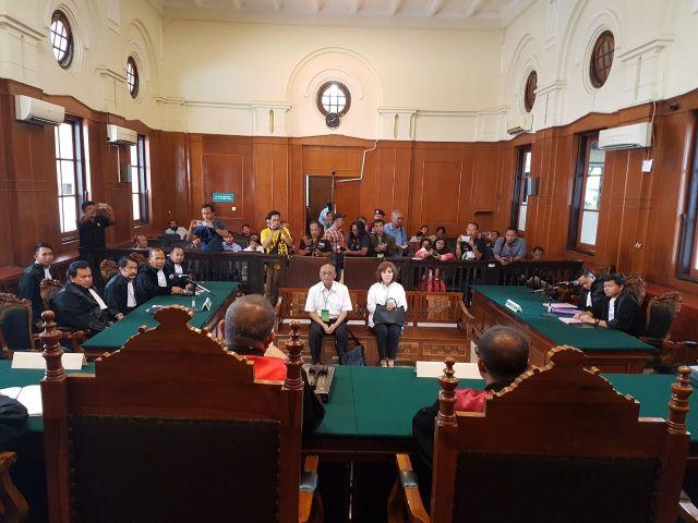 Pengacara Djarwo & Nonik Bingung Putusan Hakim