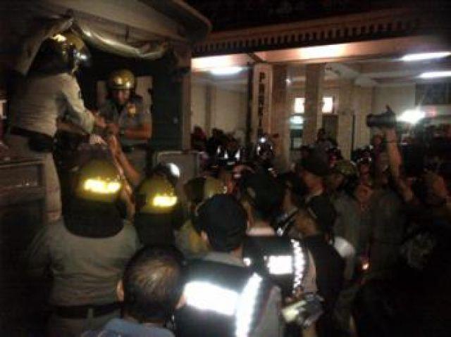Arogansi Satpol PP Surabaya Kembali Terjadi