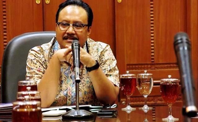 Gus Ipul Keget KPK Tangkap Wali Kota Pasuruan
