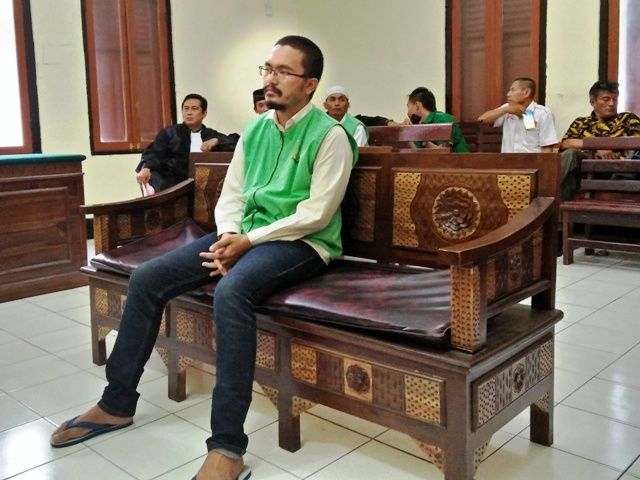 Janitra Ivan Tipu Sersan dan Mayor TNI AL