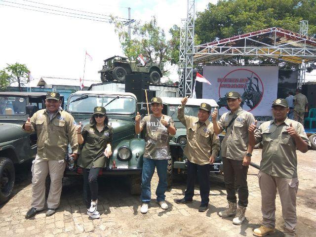 Awas! 200 Jeep Melintas di Suromadu