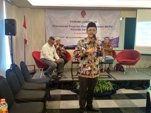 9 Komisioner KPPU Diangkat Oleh Presiden