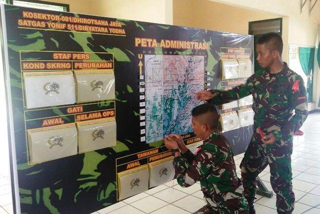 Komunis Hendak Memberontak, TNI di Blitar Operasi Lawan Insurjensi