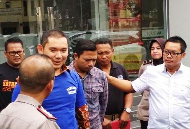 Dihadapan Polisi, Penembak Mobil Ery Cahyadi Slengean