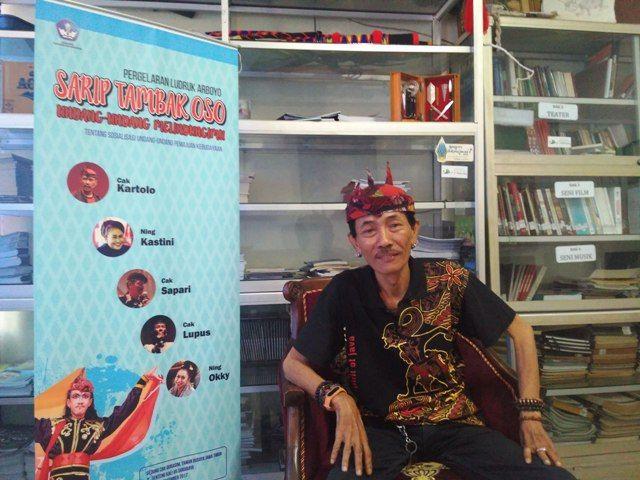 DKJT Jatim Sosialisasikan UU Pemajuan Kebudayaan