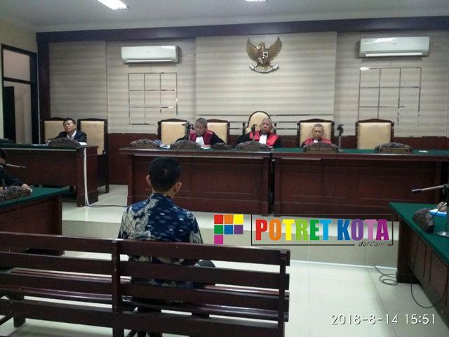 Bambang Parikesit Dihukum 3,5 Tahun Penjara