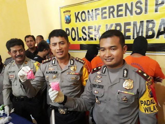 Narkoba Asal Belanda dan Jerman Masuk Surabaya
