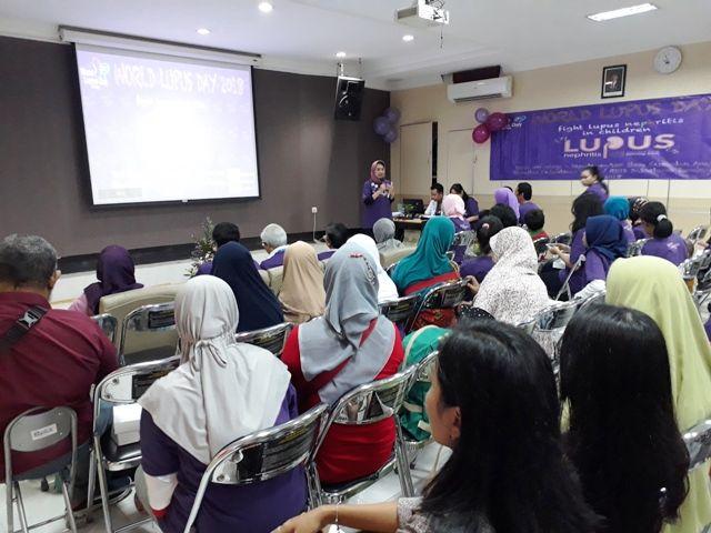 Hari Lupus Sedunia, RSUD Dr. Soetomo Bentuk Kolucuya