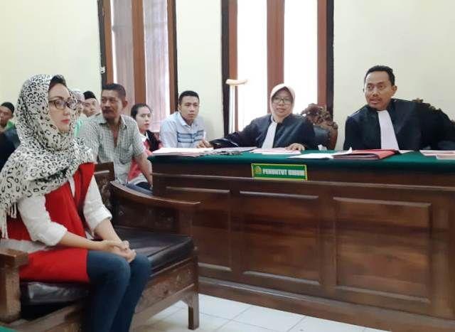 Komplotan Investasi Bodong Novita Rindra Disidang