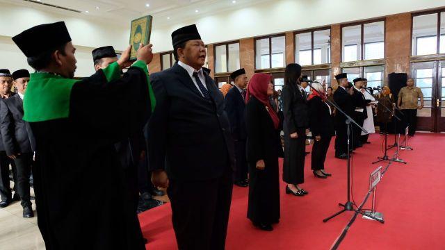50 PNS Pemkot Surabaya di Mutasi