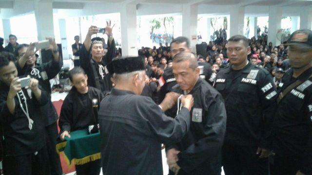 758 Pesilat PSHT Surabaya Naik Tingkat