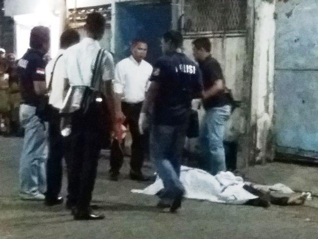 Polrestabes Surabaya Lepas Tahanan Pembunuhan