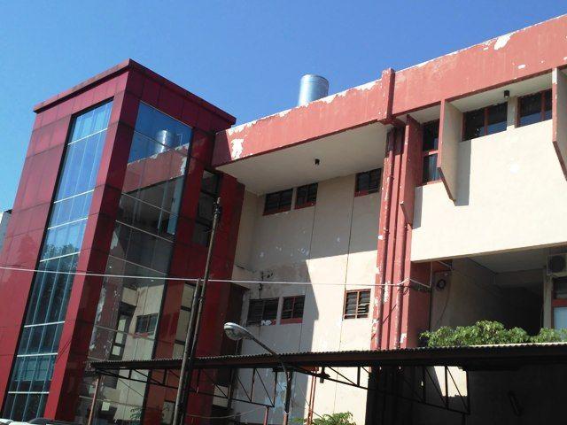 Proyek Gedung Hukum Unair Rp 1,2 Miliar Asal Jadi