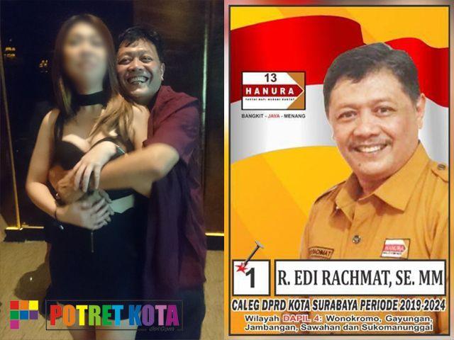 Foto Skandal Mirip Anggota DPRD Surabaya Beredar