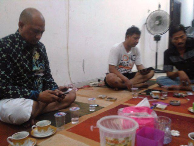 Rumah Ketua Partai di Surabaya Digerebek Reskoba