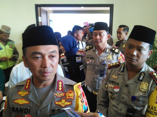 Satlantas Polrestabes Surabaya Launching E-SIM