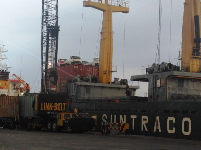Syahbandar Izinkan Kapal Muat Kontainer & Curah