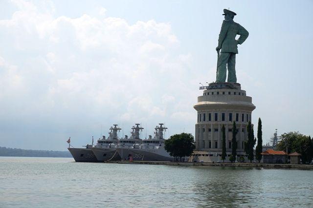 TNI AL Bersiaga Selamatkan 10 Sandera di Filipina