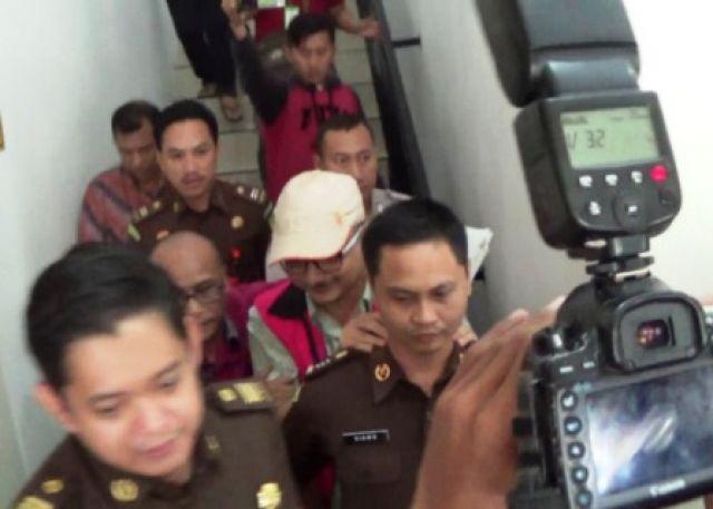 Wakil Ketua DPRD Surabaya Tersangka Jasmas 2016