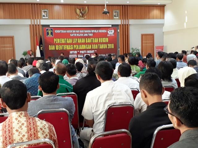 Kasus Teroris dan Korupsi Tidak Dapat Bantuan Hukum Gratis