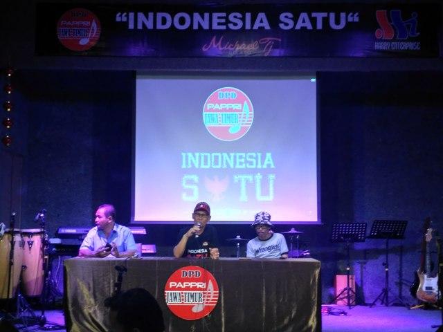 Film Indonesia Satu Terinspirasi Gombloh dan The Gembell's