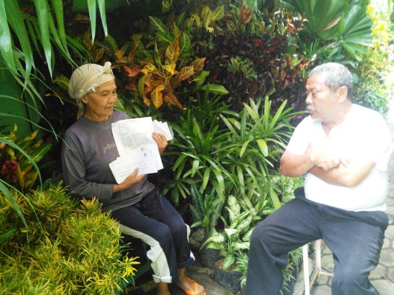 Pembayaran Ganda Menghantui Pedagang Pasar Bunga PDPS