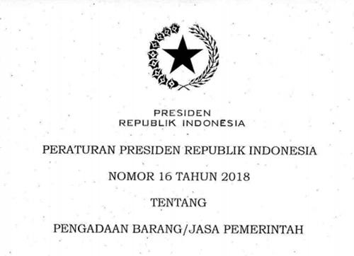 Pemkot Surabaya Sosialisasi Perpres 16 Tahun 2018
