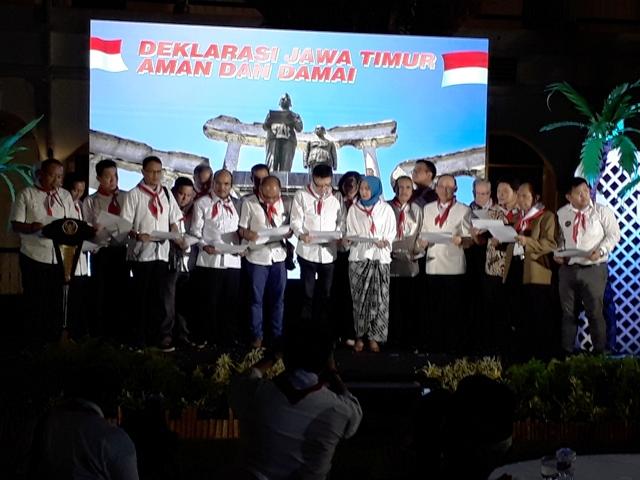 Pengusaha Dukung Polri dan TNI Berantas Teroris