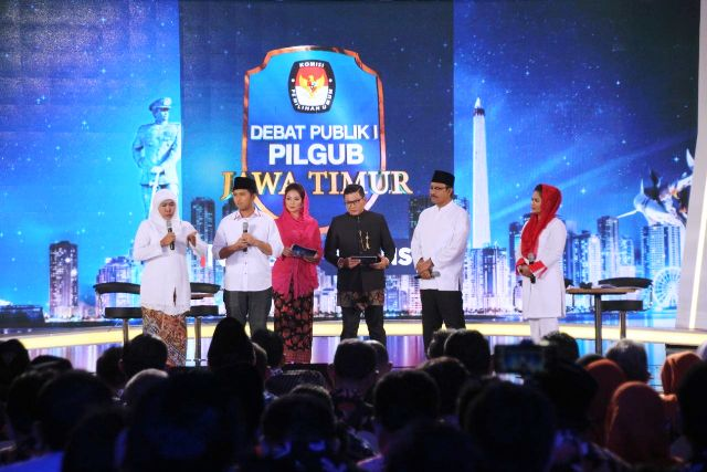 Akademisi dan Aktivis Susun Debat Pilgub Jatim 2018