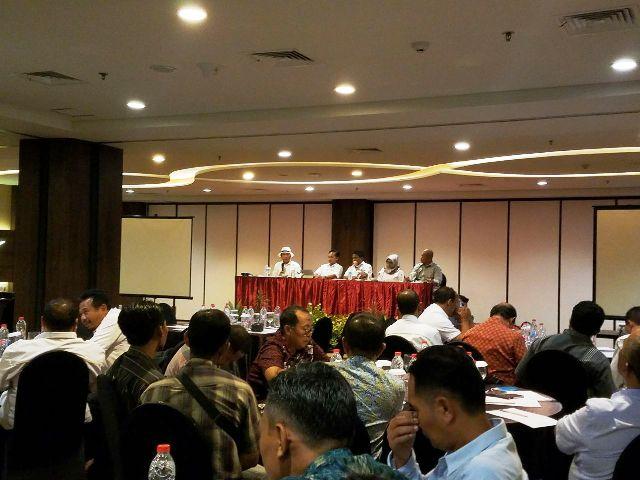 Arum Sabil: Lahan Tebu Nasional Mengalami Penyusutan