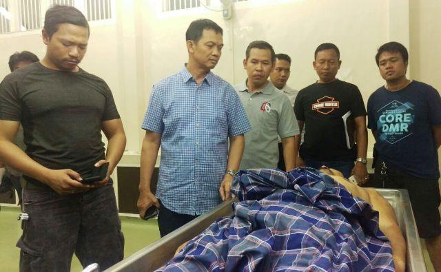 Perampok Sadis Antar Provinsi Ditembak Mati
