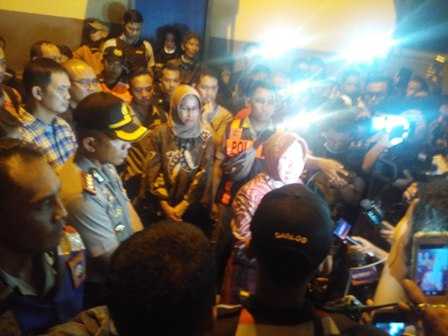 Risma Minta Infokom Blokir Situs Bom Rakitan