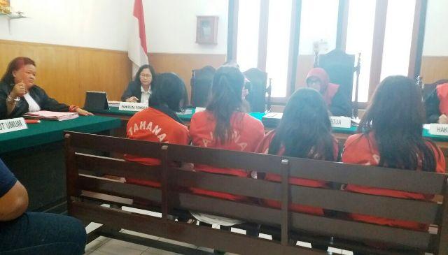 Rombongan Copet Mall 'Dipatas' Hakim