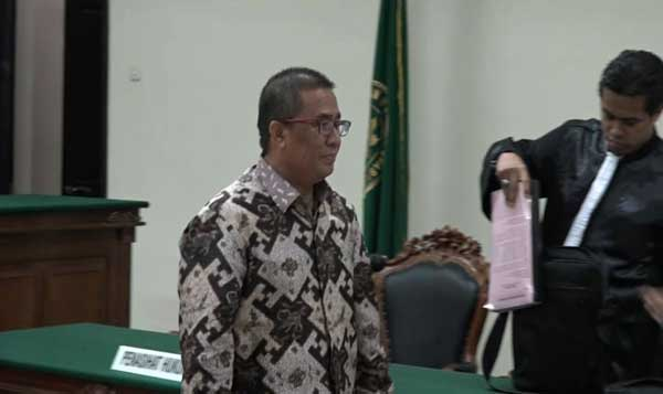 Eks Kepala Kemenag Surabaya Divonis 2 Tahun