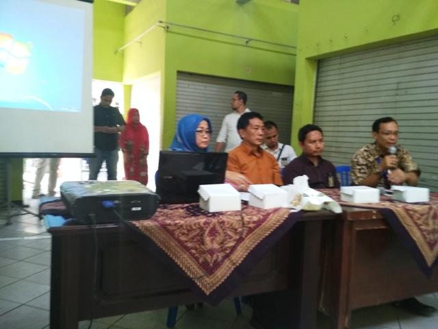 Pajak Tambahan PD Pasar Surya Ditolak Pedagang