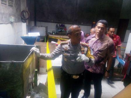 STMJ Sachet Merek Ocyson Terbuat Dari Susu Bubuk Kadaluarsa