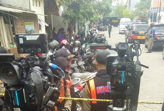 Bom Siap Ledak Ditemukan Polisi di Medokan Ayu
