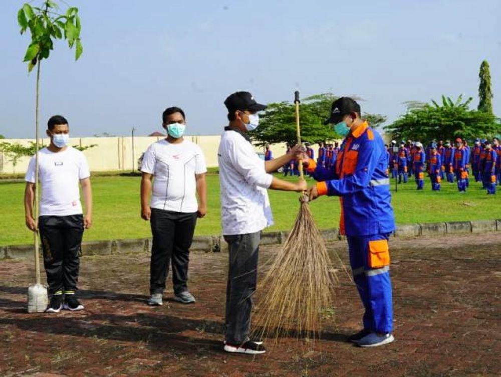 Gus Ipul Bentuk Tim LSB Kota Pasuruan