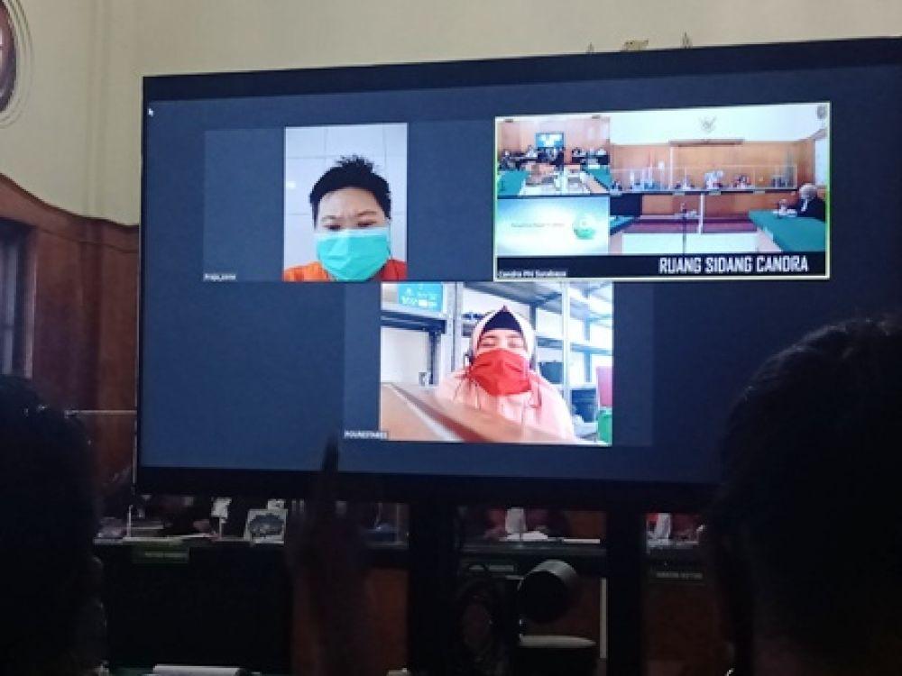 JPU Ni Putu Parwati tak Mampu Buktikan Dakwaan