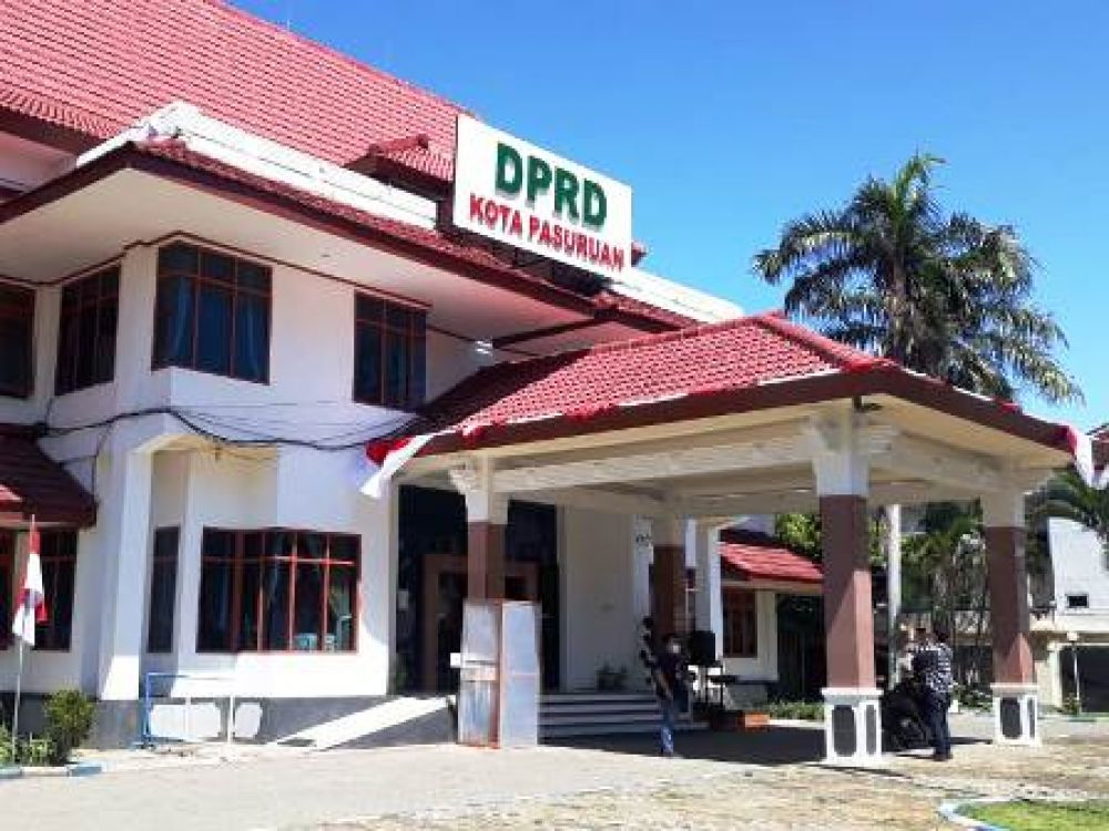 Staf DPRD Kota Pasuruan Meninggal Kena Covid-19