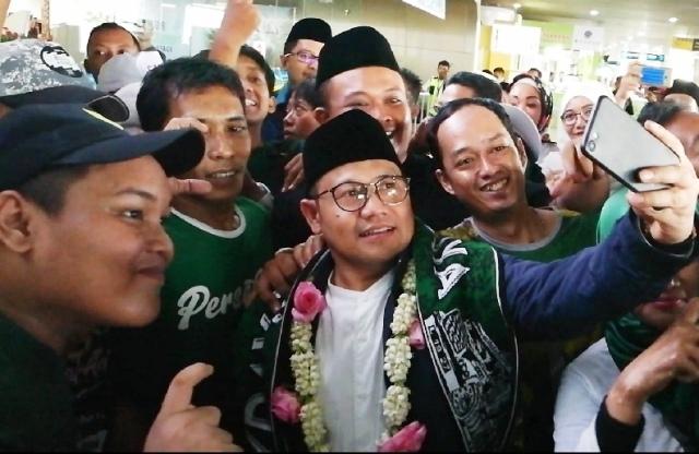 Cak Imin: PKB Tiga Besar Setelah PDIP dan Gerindra